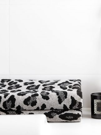 Handduk Leopard