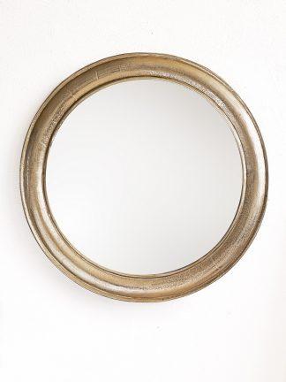 Spegel La Luna Gold