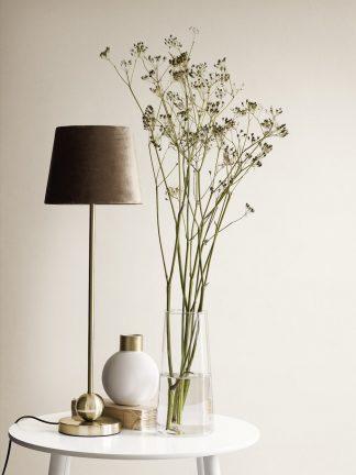Lampfot Lexie Guld/Rosé