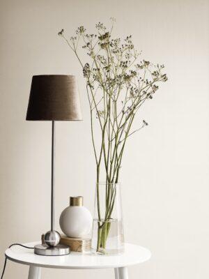 Lampfot Lexi Silver