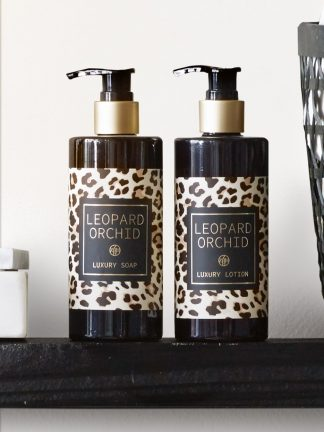 Leopard SOAP+LOTION