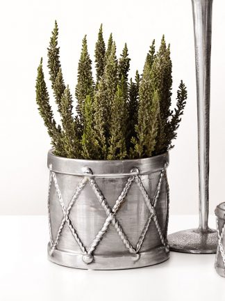 Pot Silver Drum