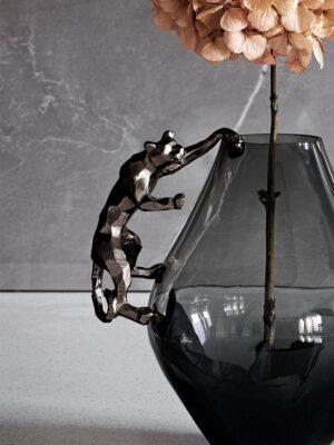 Hängande Jaguar Svart